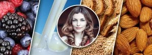 alimentos con biotina para el cabello y la salud