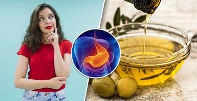 Beneficios del aceite de oliva extra virgen en ayunas