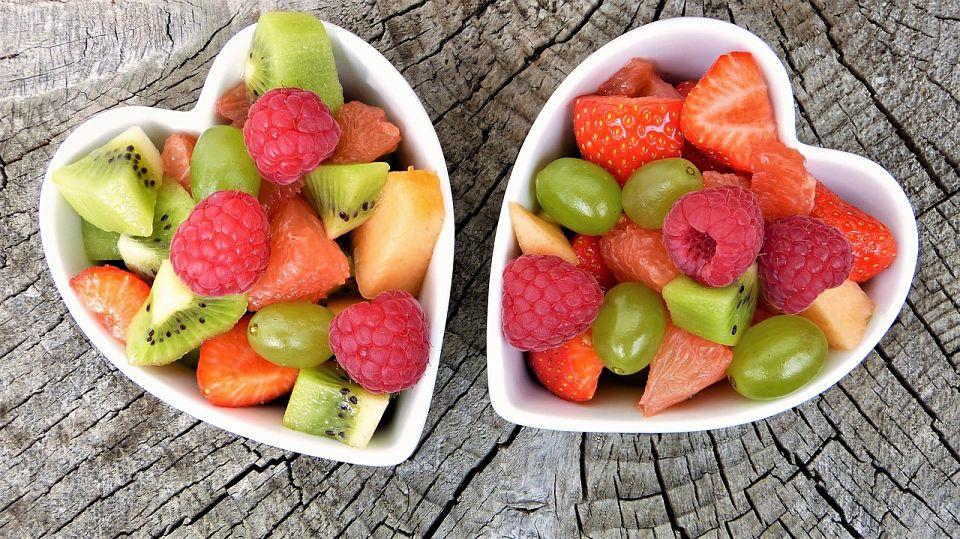 Importancia de las frutas