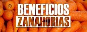 Beneficios de las ZANAHORIAS y Contraindicaciones de comerla