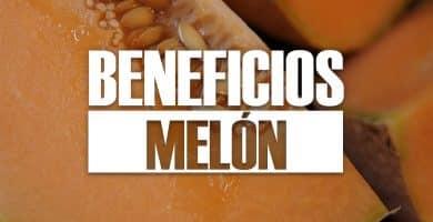 10 Beneficios del MELÓN y sus Contraindicaciones