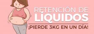 Remedios caseros para la retención de líquidos