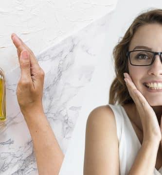 Aceites naturales para una piel suave y radiante