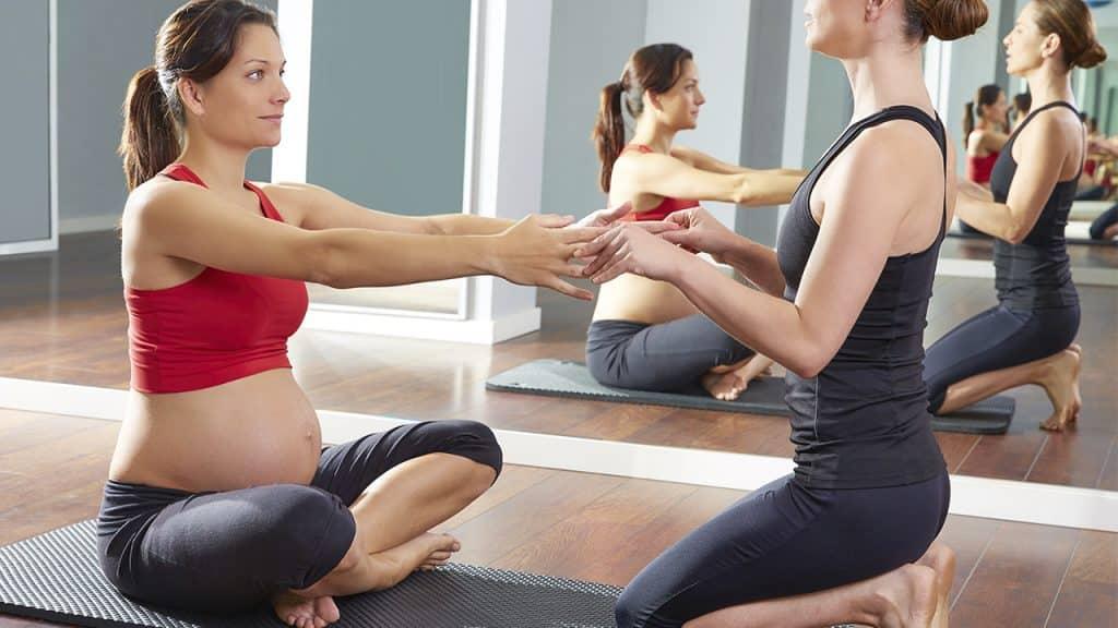 Los mejores ejercicios para mujeres embarazadas (seguros y efectivos)